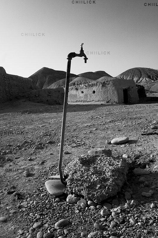 ششمین جشنواره هنری آب - جلال شمس آذران | نگارخانه چیلیک | ChiilickGallery.com