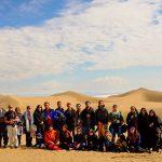 70- طلوع در کویر ( مرنجاب )   پایگاه عکس چیلیک www.chiilick.com