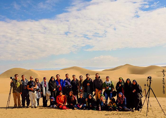 70- طلوع در کویر ( مرنجاب ) | پایگاه عکس چیلیک www.chiilick.com