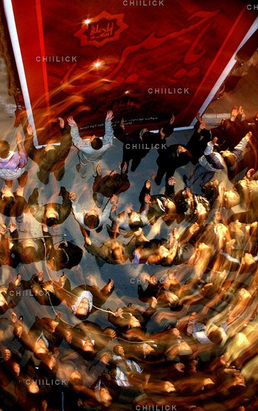 تجلی عاشورا و فجر - یوسف اکبری پابندی | نگارخانه چیلیک | ChiilickGallery.com