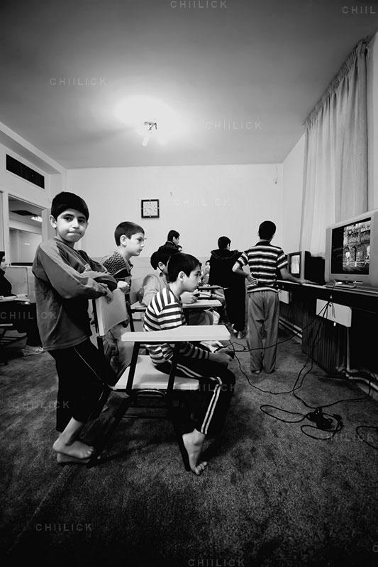 دومین جشنواره گلستانه - امیرفربد رخشانی مقدم ، راه یافته به بخش ب   نگارخانه چیلیک   ChiilickGallery.com