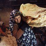 سومین نمایشگاه صنعت نان - امیر قادری | نگارخانه چیلیک | ChiilickGallery.com