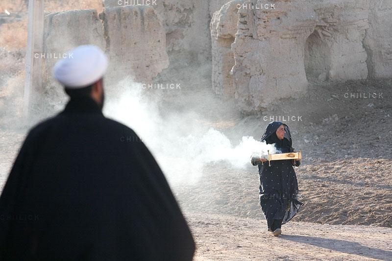 تجلی عاشورا و فجر - حسین بهارلو | نگارخانه چیلیک | ChiilickGallery.com