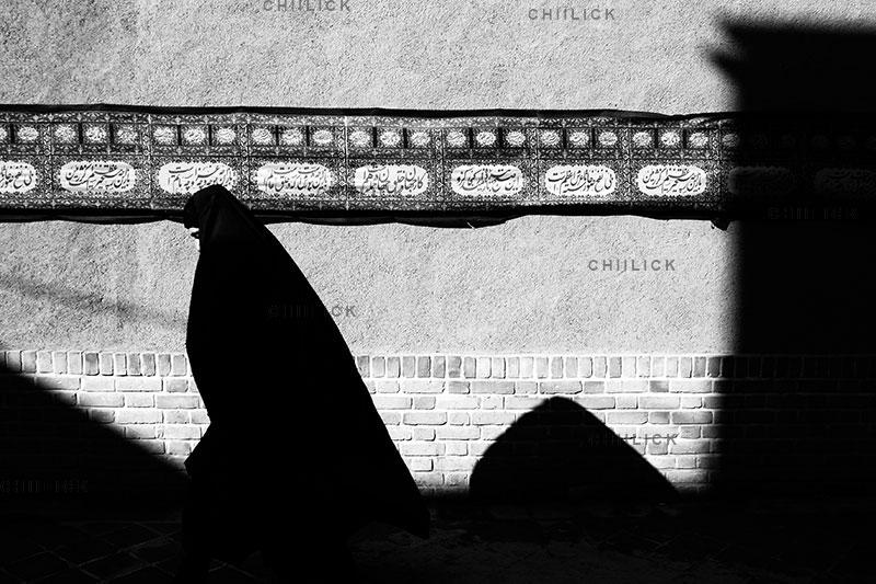 تجلی عاشورا و فجر - محمود بازدار ، شایسته تقدیر | نگارخانه چیلیک | ChiilickGallery.com