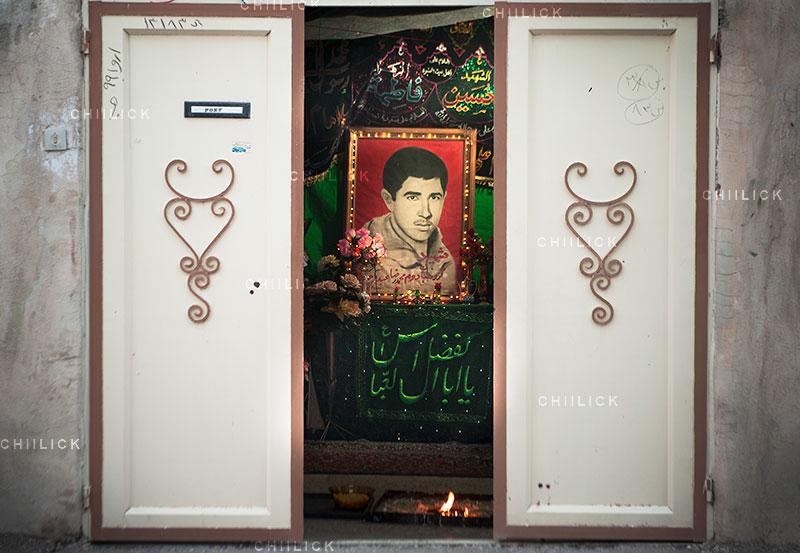 سومین سوگواره سراسری عکس نگاه سرخ - سهیل زندآذر ، شایسته تقدیر | نگارخانه چیلیک | ChiilickGallery.com