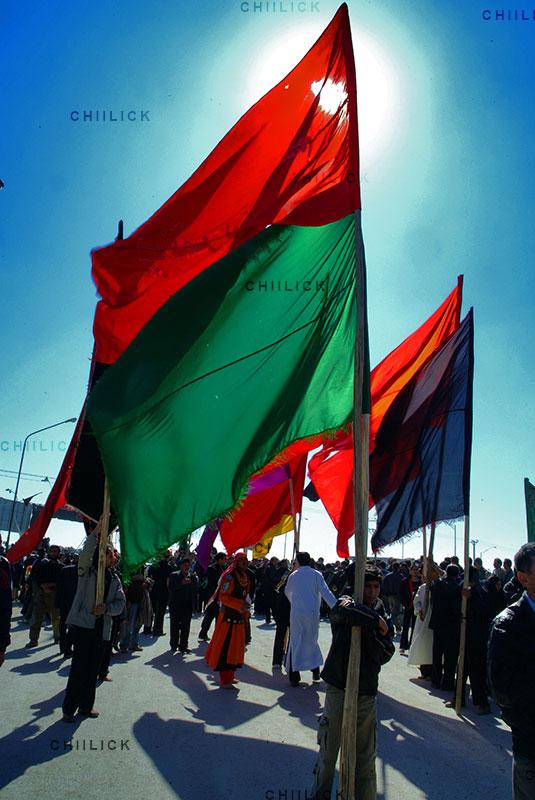 رنگي شبيه به آن روز - امیر علی جوادیان | نگارخانه چیلیک | chiilickgallery.com