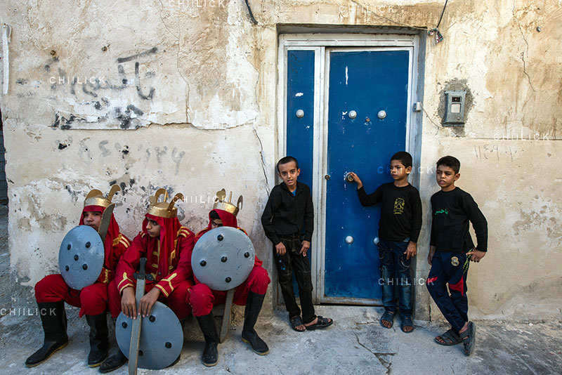 سومین سوگواره سراسری عکس نگاه سرخ - علی سراج همدانی | نگارخانه چیلیک | ChiilickGallery.com