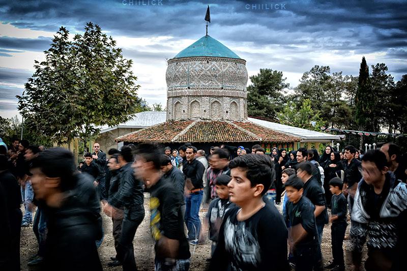 سومین سوگواره سراسری عکس نگاه سرخ - عبدالرحمن اکبری ، راه یافته به بخش معماری | نگارخانه چیلیک | ChiilickGallery.com