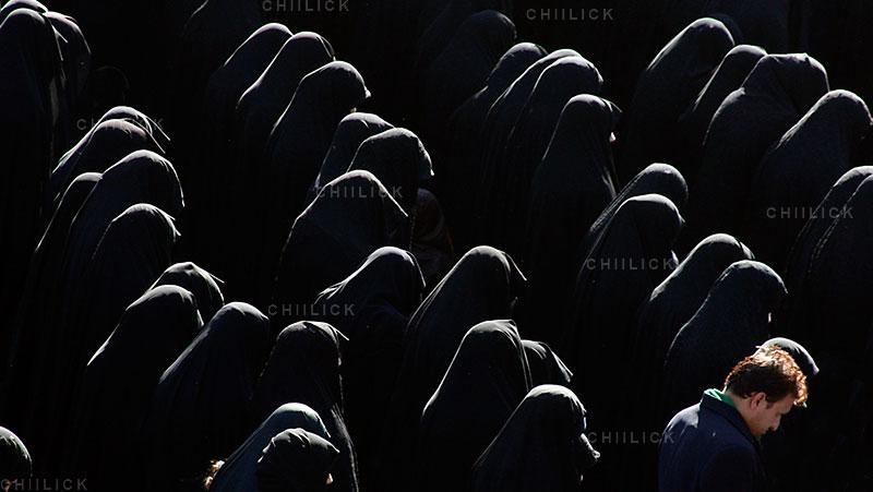 تجلی عاشورا و فجر - محسن ابراهیمی ، شایسته تقدیر بخش فجر | نگارخانه چیلیک | ChiilickGallery.com