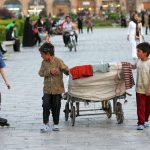 نخستين جشنواره عكس گلستانه - حسین بهارلو ، شایسته تقدیر در بخش الف با موضوع: کودکان خیابانی و بیسرپرست | نگارخانه چیلیک | ChiilickGallery.com