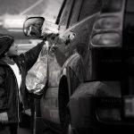 نخستين جشنواره عكس گلستانه - کریم مهرآبادی ، شایسته تقدیر در بخش الف با موضوع: کودکان خیابانی و بیسرپرست | نگارخانه چیلیک | ChiilickGallery.com