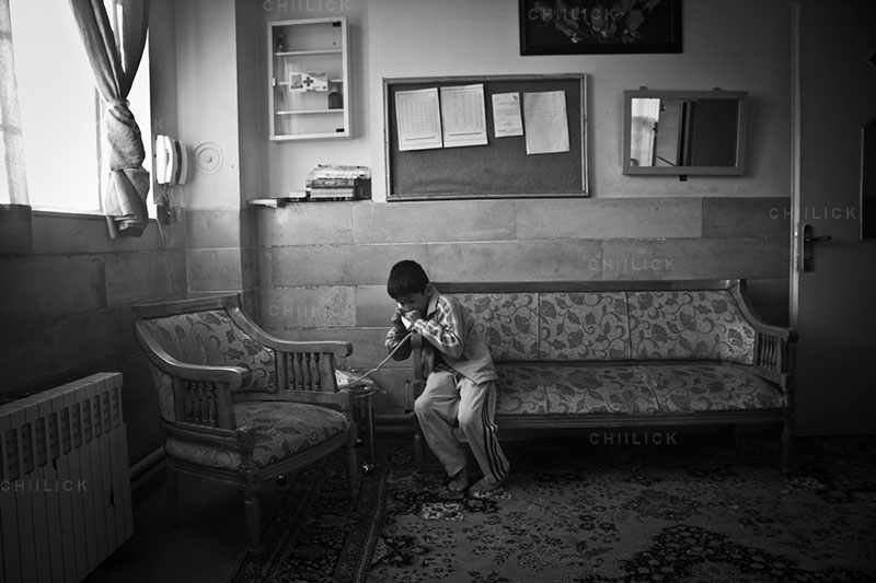 دومین جشنواره گلستانه - مرتضی کشاورز ، راه یافته به بخش ب   نگارخانه چیلیک   ChiilickGallery.com