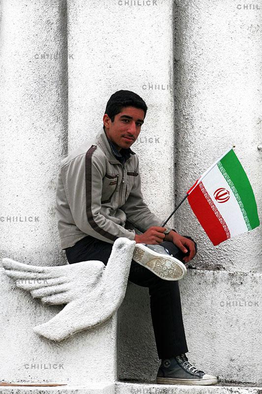 تجلی عاشورا و فجر - محمد رضایی | نگارخانه چیلیک | ChiilickGallery.com