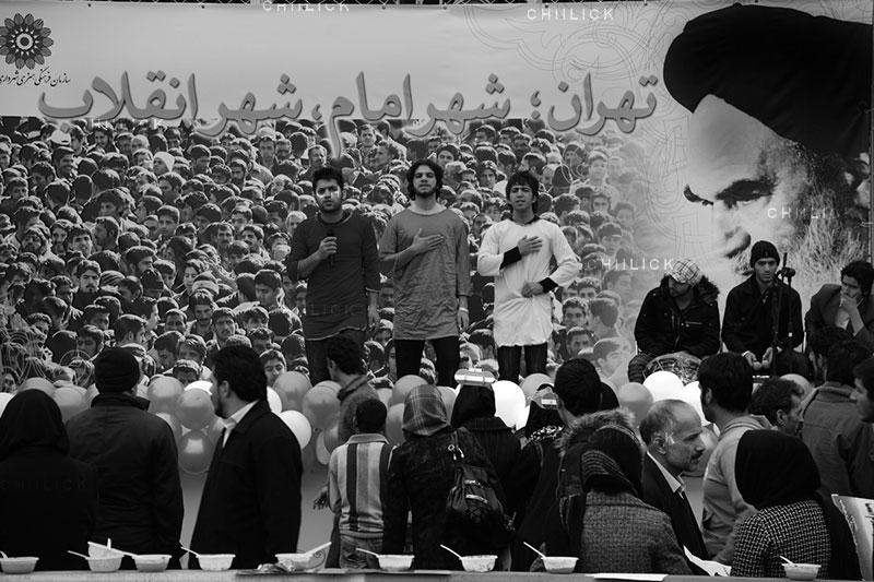 تجلی عاشورا و فجر - سید هاشم شاکری ، شایسته تقدیر بخش فجر | نگارخانه چیلیک | ChiilickGallery.com