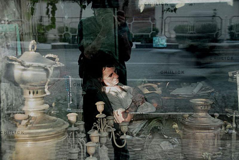 ایران و اروپا - سهراب حسینی | نگارخانه چیلیک | chiilickgallery.com