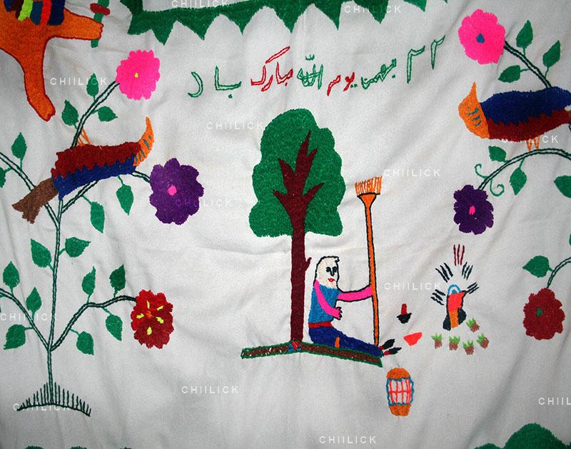 تجلی عاشورا و فجر - مسعود سلیمانی | نگارخانه چیلیک | ChiilickGallery.com