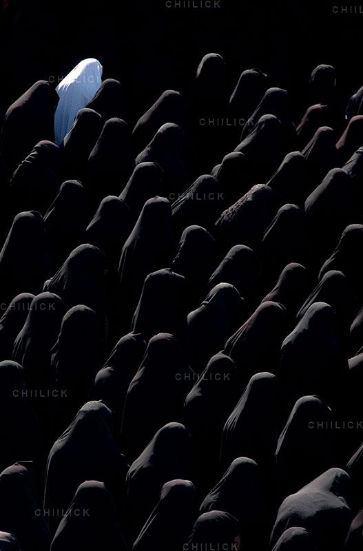 تجلی عاشورا و فجر - جاوید تفضلی | نگارخانه چیلیک | ChiilickGallery.com