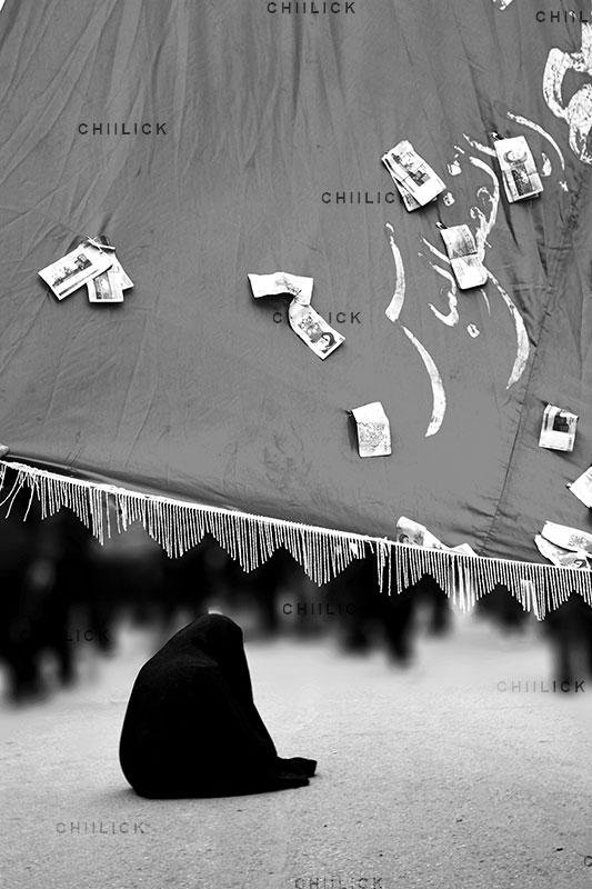 تجلی عاشورا و فجر - رضا زارع | نگارخانه چیلیک | ChiilickGallery.com