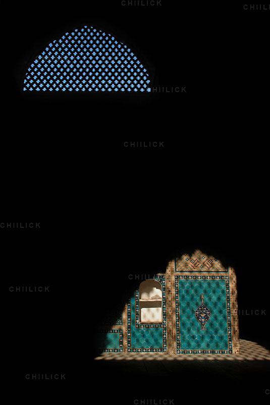 چهارمین جشنواره ایران شناسی - افشین میرزایی ، برگزیده بخش حرفه ای جشنواره   نگارخانه چیلیک   ChiilickGallery.com