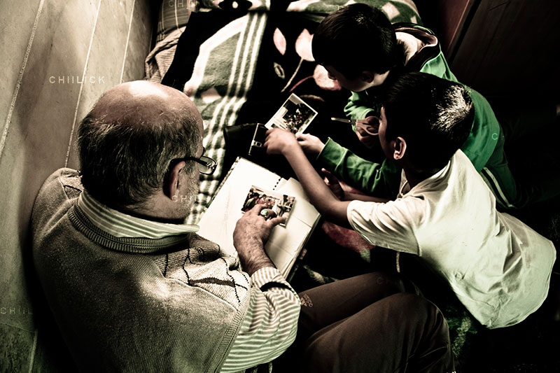 دومین جشنواره گلستانه - علی فتحی زهرایی ، راه یافته به بخش ب   نگارخانه چیلیک   ChiilickGallery.com