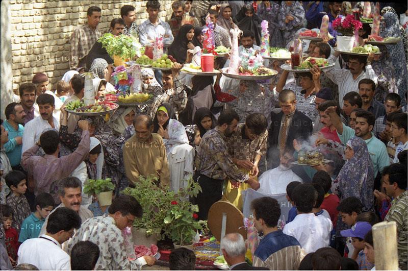 جشنواره عکس ایران شناسی - داود کهن ترابی ، راه یافته به بخش فرهنگ | نگارخانه چیلیک | ChiilickGallery.com