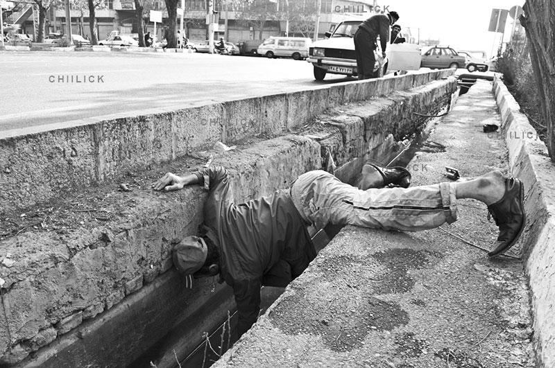 تهران 90 - حامد سوداچی | نگارخانه چیلیک | ChiilickGallery.com