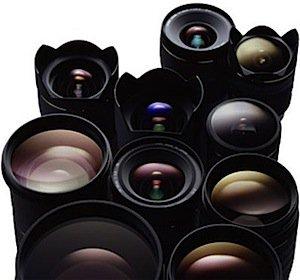 دوربین، آشنایی با لنزها و موارد کاربرد آن در عکاسی