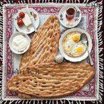 سومین نمایشگاه صنعت نان - میثم امانی | نگارخانه چیلیک | ChiilickGallery.com