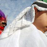 هشت منظر عاشورا - سید علی سیدی | نگارخانه چیلیک | ChiilickGallery.com