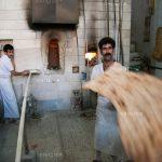 سومین نمایشگاه صنعت نان - الهام شیردل | نگارخانه چیلیک | ChiilickGallery.com