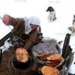 سومین نمایشگاه صنعت نان - ساسان جوادنیا ، رتبه اول | نگارخانه چیلیک | ChiilickGallery.com