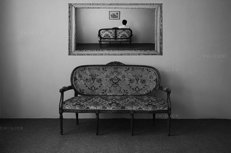 چهارمین جشنواره عکس زمان - کاوه بغدادچی ، نگاه آزاد و خلاق به مفهوم زمان | نگارخانه چیلیک | ChiilickGallery.com
