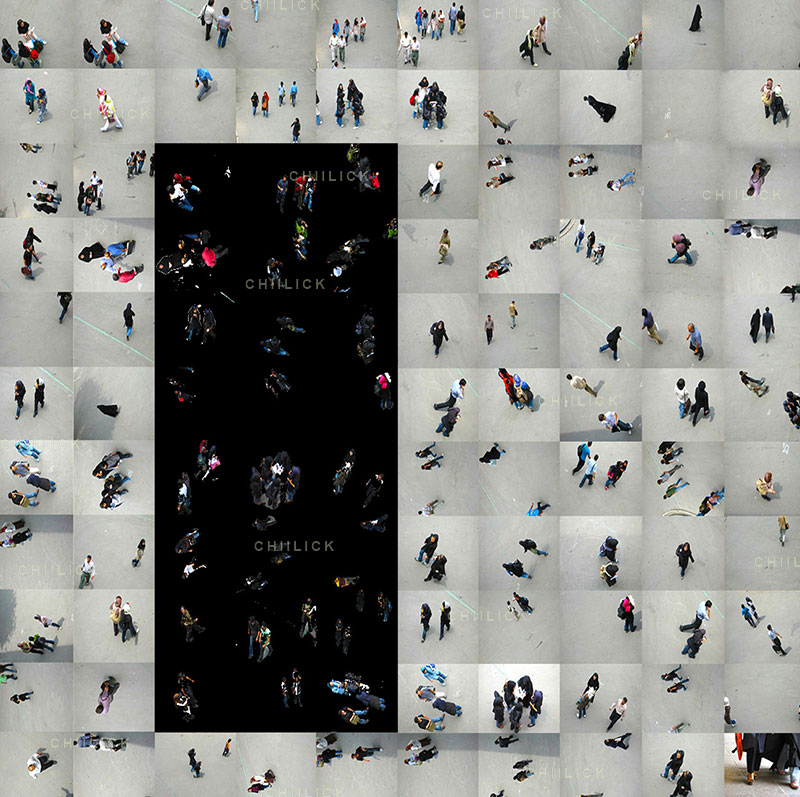 چهارمین جشنواره عکس زمان - مهدی فاضل ، نگاه آزاد و خلاق به مفهوم زمان   نگارخانه چیلیک   ChiilickGallery.com