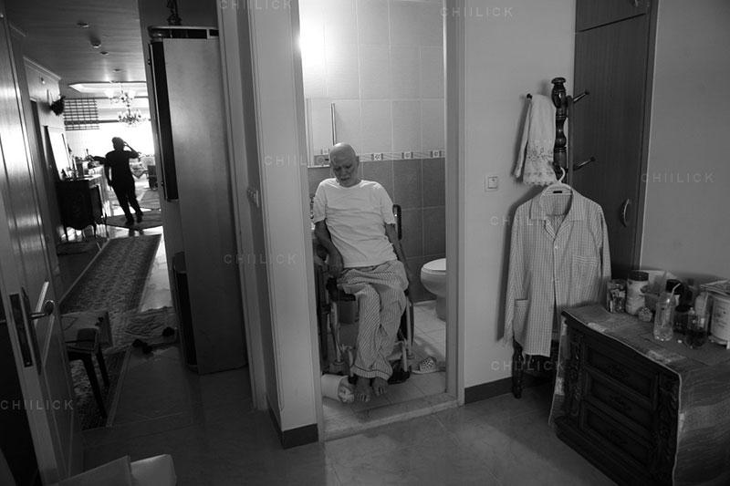 جشنواره عکس سلامت نیشابور - جلال شمس آذران ، برنده جایزه ویژه پروفسور حسین صادقی | نگارخانه چیلیک | ChiilickGallery.com
