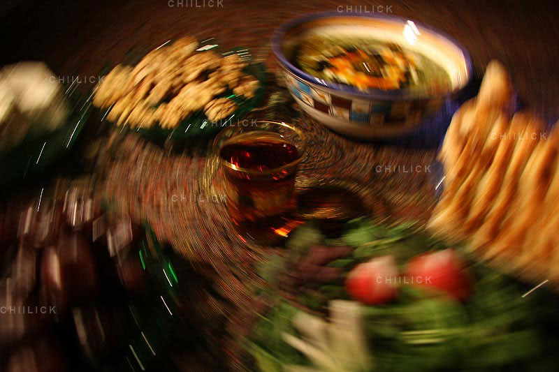 دومین مسابقه عکاسی از سفره افطار - گلرخ راوش | نگارخانه چیلیک | ChiilickGallery.com