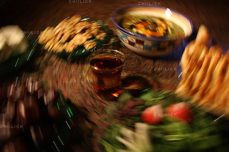 دومین مسابقه عکاسی از سفره افطار - گلرخ راوش   نگارخانه چیلیک   ChiilickGallery.com