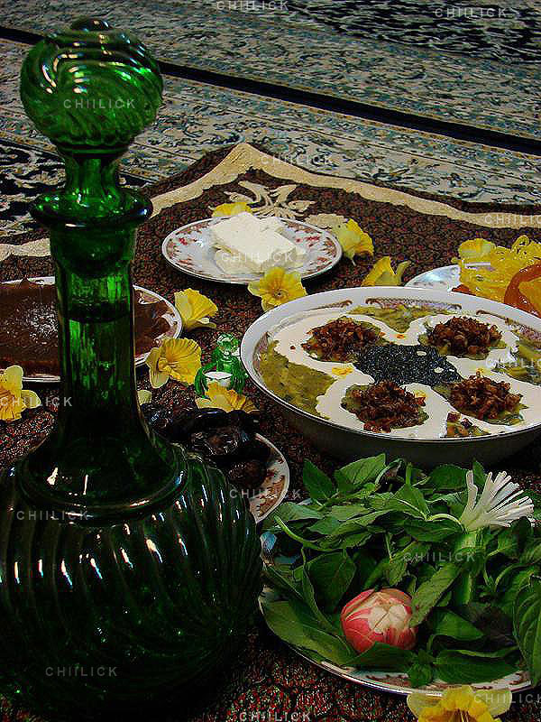 دومین مسابقه عکاسی از سفره افطار - احمد مرادی   نگارخانه چیلیک   ChiilickGallery.com