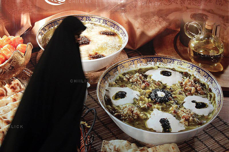 دومین مسابقه عکاسی از سفره افطار - منصوره معتمدی | نگارخانه چیلیک | ChiilickGallery.com