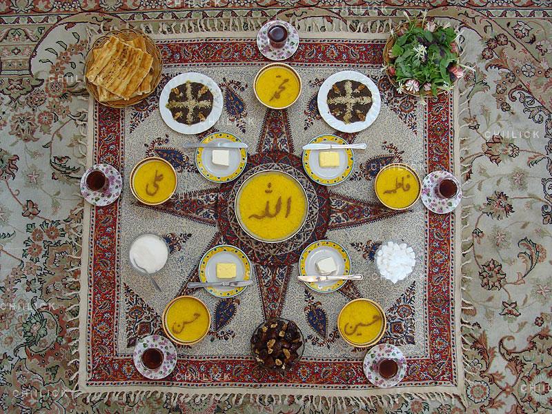 دومین مسابقه عکاسی از سفره افطار - محمد قدرتی وایقان   نگارخانه چیلیک   ChiilickGallery.com