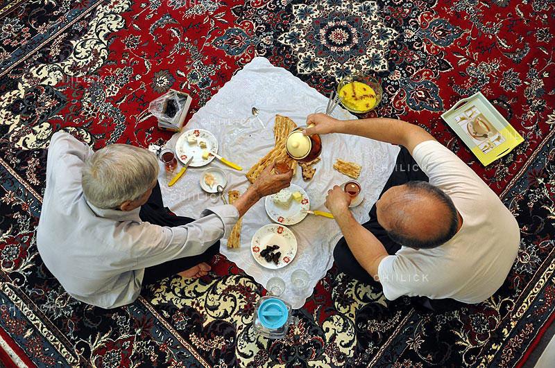 دومین مسابقه عکاسی از سفره افطار - پیمان ملکی   نگارخانه چیلیک   ChiilickGallery.com