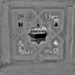 خانه خدا - منوچهر یگانه دوست | نگارخانه چیلیک | ChiilickGallery.com