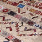 دومین مسابقه عکس فرش دستباف - حمید صادقی | نگارخانه چیلیک | ChiilickGallery.com