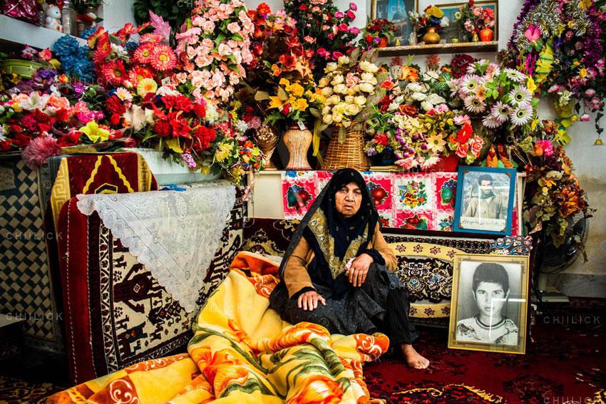 پنجمین جشنواره عکس زمان - رضا خالدی ، راه یافته به بخش الف | نگارخانه چیلیک | ChiilickGallery.com