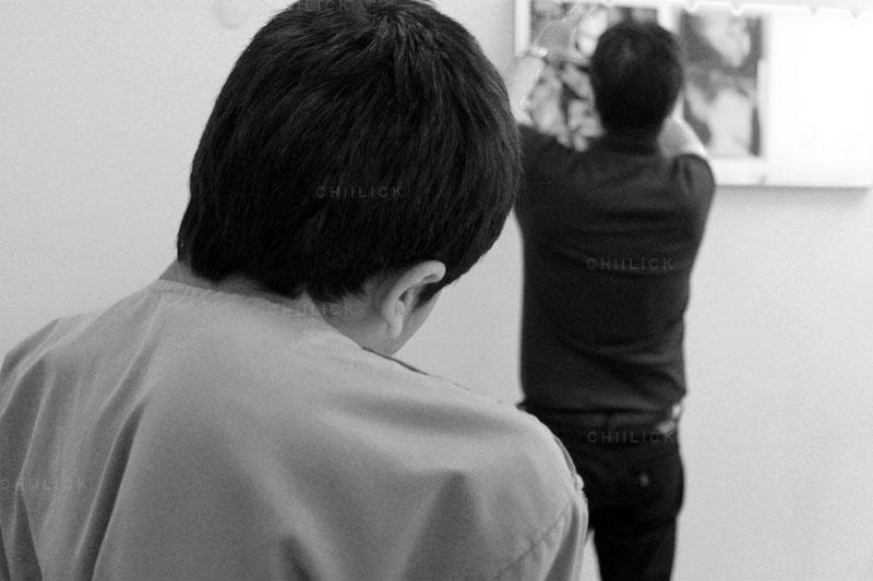 نمایشگاه سالانه انجمن عکاسان مطبوعات - لنا هژیر | نگارخانه چیلیک | ChiilickGallery.com