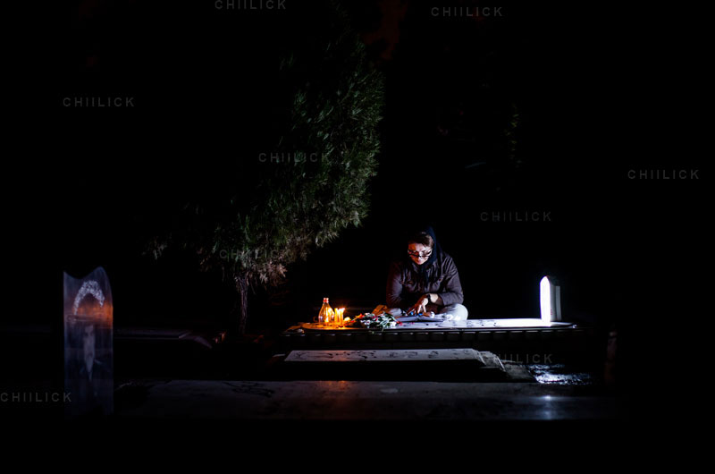 دومین جشنواره عکس شهریار - علی تاجیک | نگارخانه چیلیک | ChiilickGallery.com