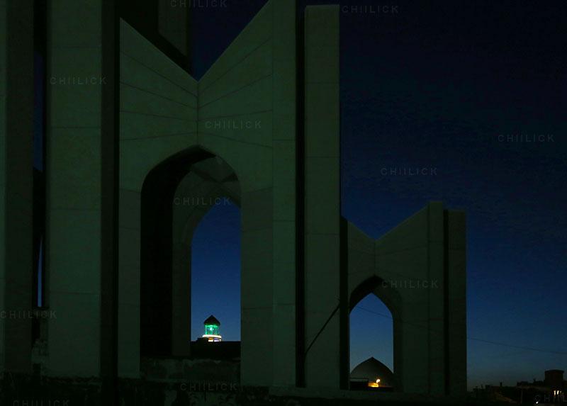 پنجمین جشنواره ملی عکس فیروزه - حجت الله عطایی ، راه یافته به بخش معماری | نگارخانه چیلیک | ChiilickGallery.com