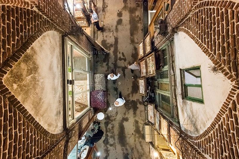 پنجمین جشنواره ملی عکس فیروزه - محمدرضا معصومی ، راه یافته به بخش معماری | نگارخانه چیلیک | ChiilickGallery.com