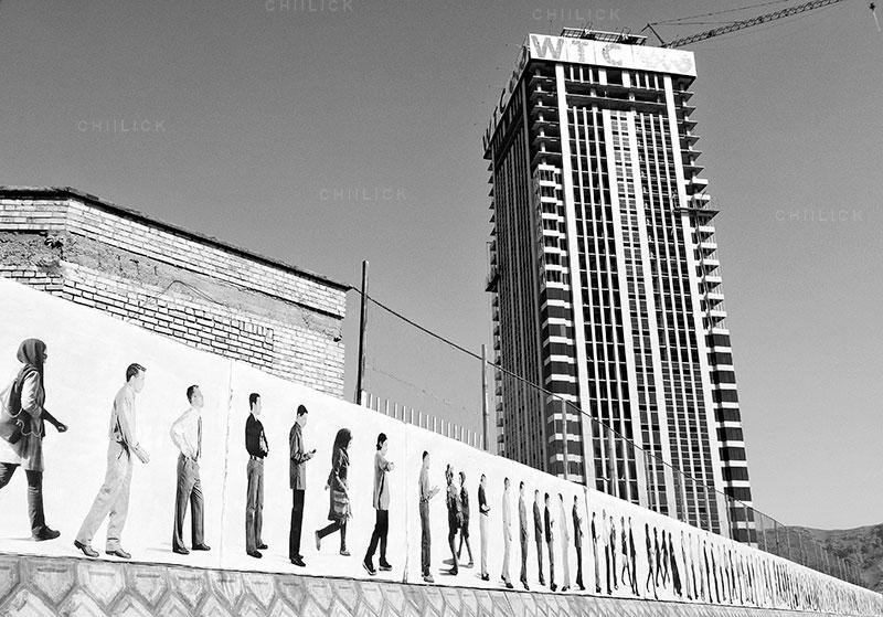 پنجمین جشنواره ملی عکس فیروزه - فیروزه جمعه پور ، راه یافته به بخش معماری | نگارخانه چیلیک | ChiilickGallery.com