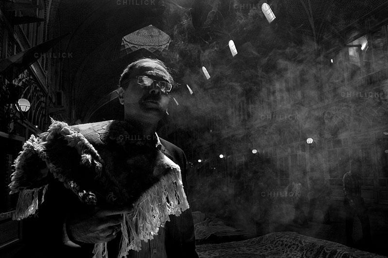 پنجمین جشنواره ملی عکس فیروزه - مهدی پورنصر ، رتبه پنجم بخش چهره شهر | نگارخانه چیلیک | ChiilickGallery.com