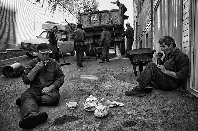 پنجمین جشنواره ملی عکس فیروزه - علی سراج همدانی ، راه یافته به بخش چهره شهر | نگارخانه چیلیک | ChiilickGallery.com